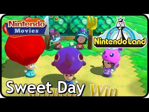 Nintendo Land - Animal Crossing: Sweet Day (4 Players)