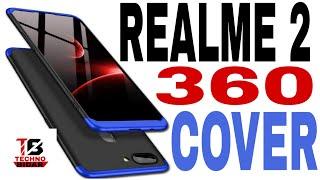 REALME 2 |GKK SMARTBUY FLIPKART l 360 COVER UNBOXING [in Hindi]