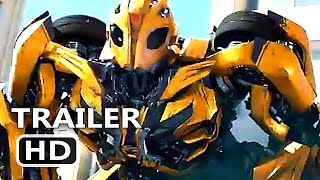 "TRANSFORMERS 5 ""Bumblebee VS Barricade"" Promotion Trailer (2017) Action New Blockbuster Movie HD"