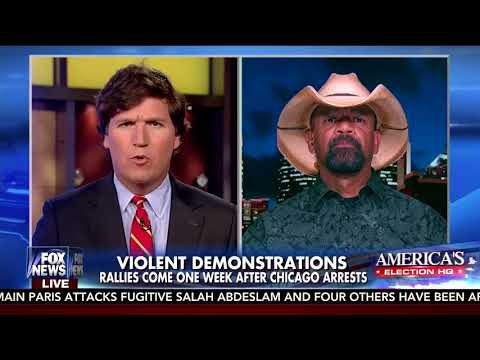 FNC 03 19 2016 7 16 17 AM Fox and Friends – immigration protestors at campaign rallies