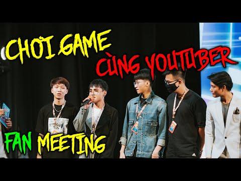 HERO TEAM CHƠI GAME CÙNG CÁC YOUTUBER CỰC NỔI TIẾNG I Fan meeting Hero Team [Official Video]
