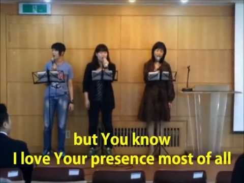 SEM Praise Team - I Love Your Grace (with lyrics)