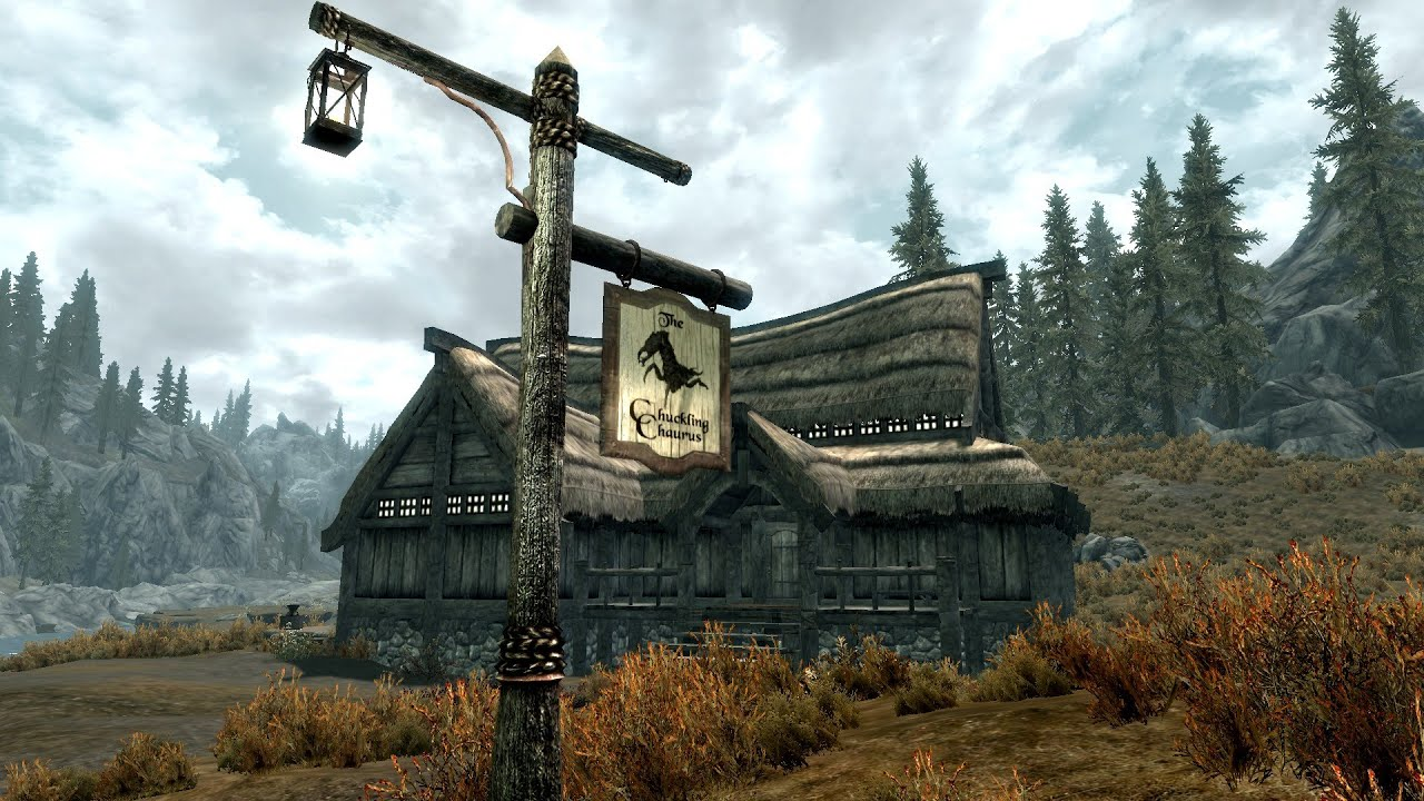 10 hilariously weird skyrim mods to use on your next - 1280×720