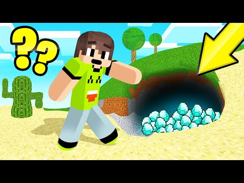 Playing MINECRAFT But EVERYTHING Is ROUND! (Weird)