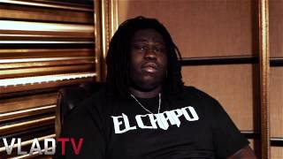 Repeat youtube video Young Chop's Not Feeling Chief Keef's