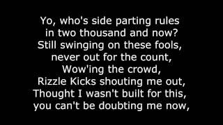 Rizzle Kicks | Epic Dreamers (Remix) LYRICS!