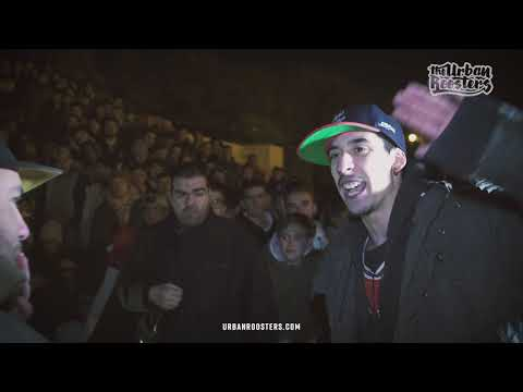 MR.EGO vs K-MBRA Octavos Supremacia mc Regional Madrid