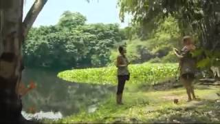 Magarmach eating girl ||  Officila Video ||  Tviral Video