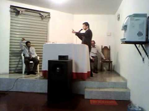 PR. Mario Luiz    Pregação Da Familia
