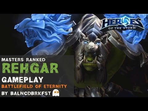 Build Rehgar Heroes Of The Storm