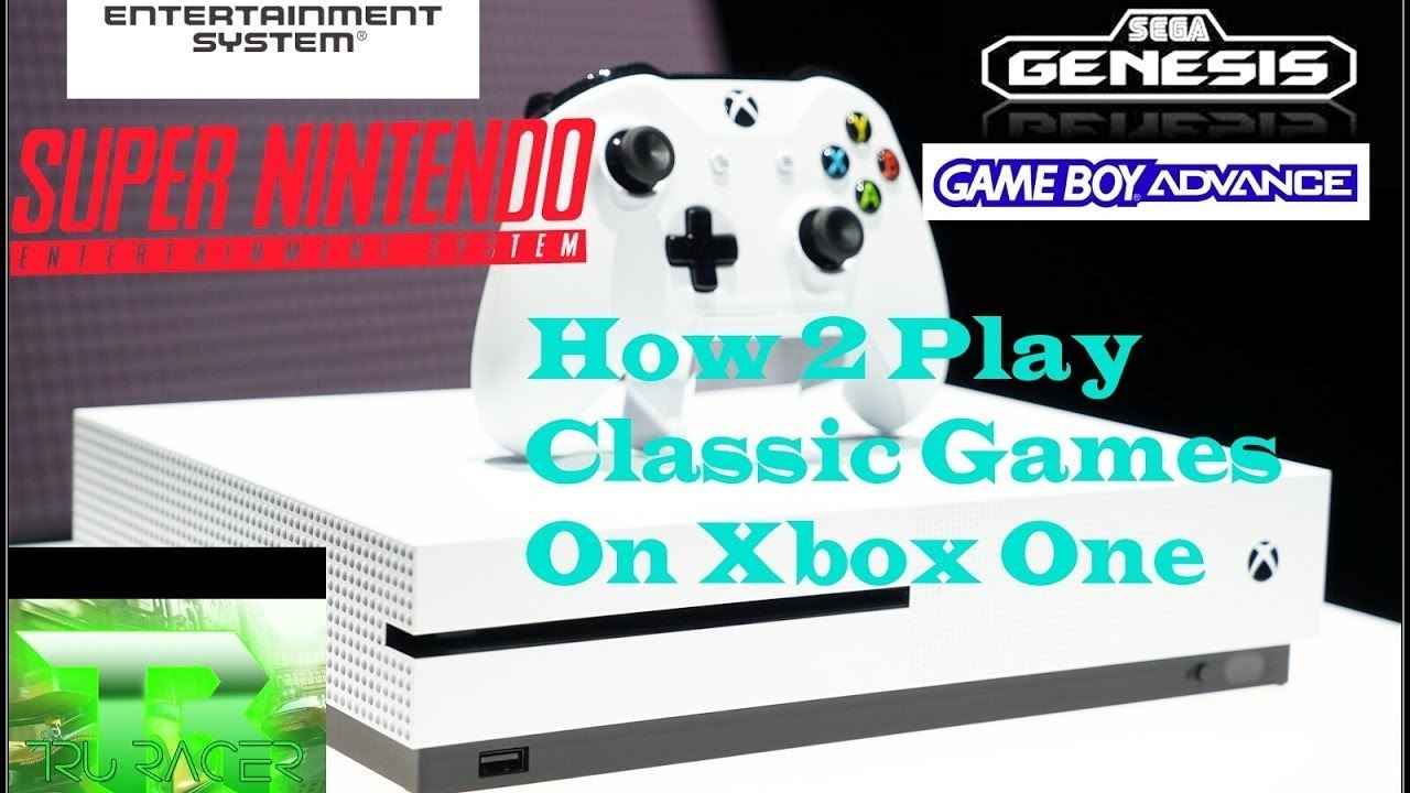 Play snes games on xbox one | Nesbox Emulator for XBox One