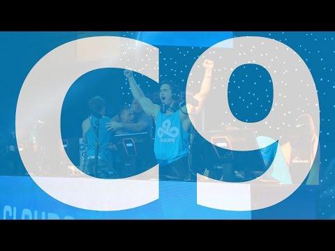 WHAT UP NOW SWEDES? - 2015 Cloud 9 Hype Rap