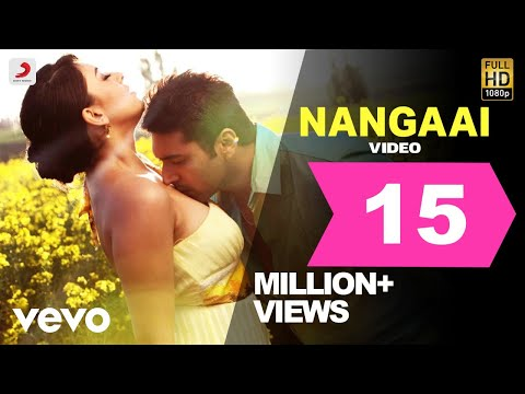 Mix - Engeyum Kaadhal - Nangaai Video | Jayam Ravi, Hansika | Harris