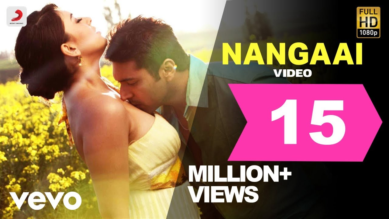 Download Engeyum Kaadhal - Nangaai Video | Jayam Ravi, Hansika | Harris