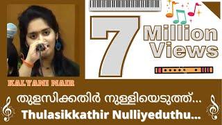 Thulasikathir nulliyeduthu kannanoru malakkayi.. | തുളസിക്കതിർ നുള്ളിയെടുത്തു കണ്ണന്നൊരു മാലക്കായ്..
