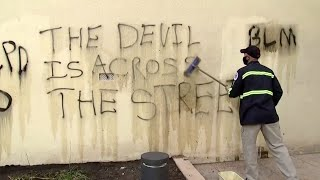 Streets being cleaned up in U.S. cities after nationwide protests