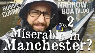 Living on a boat in Manchester | pros and cons | Bridgewater canal