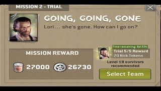Going going gone Trial 1 gameplay Get FREE GOLD/RADIOS with APPBOUN...