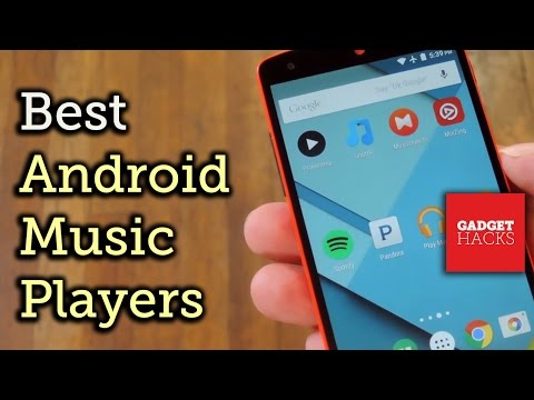 The Best Streaming & Local Music Players for Android [Demo]