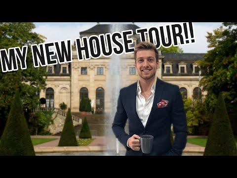 MY NEW HOUSE TOUR!! | Sam Thompson Vlogs