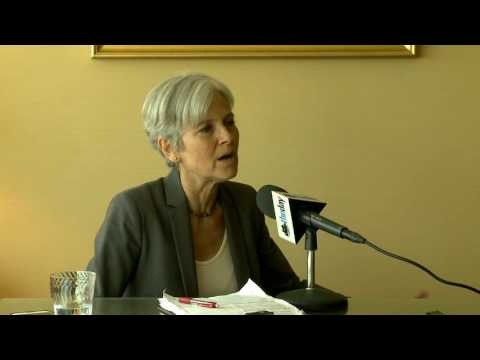 Jill Stein on the two-party system