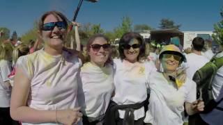 Color Run 2017 Chalon sur Saône
