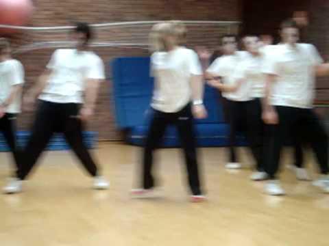 Parnasse Deux Alice : Examen de danse 1AESI