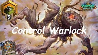 Hearthstone: Control Warlock #1: Rastakhan's Rumble - Standard Constructed Post-Nerf