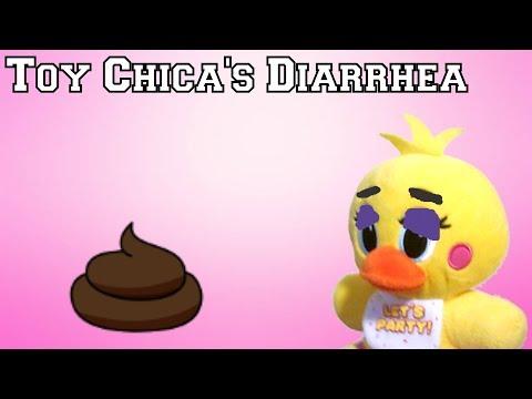 FNAF Plush Episode 2: Toy Chica's Diarrhea