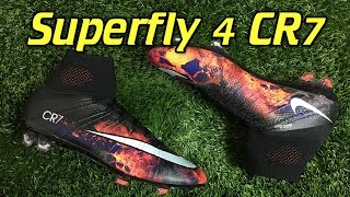 CR7 Nike Mercurial Superfly 4 Savage Beauty - Review + On Feet