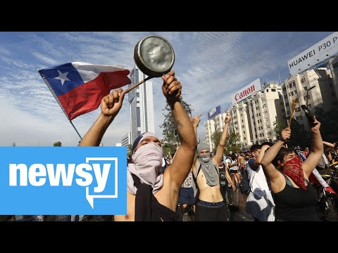Chilean Government Will Write New Constitution