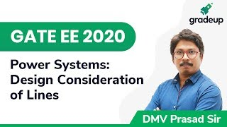 GATE 2020 | Power Systems | Design Consideration of Lines