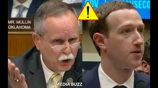"""""""HOW DARE YOU Allow Opioids To Be Sold On FACEBOOK!"""" Congressman Goes Off on Mark Zuckerberg! thumbnail"""