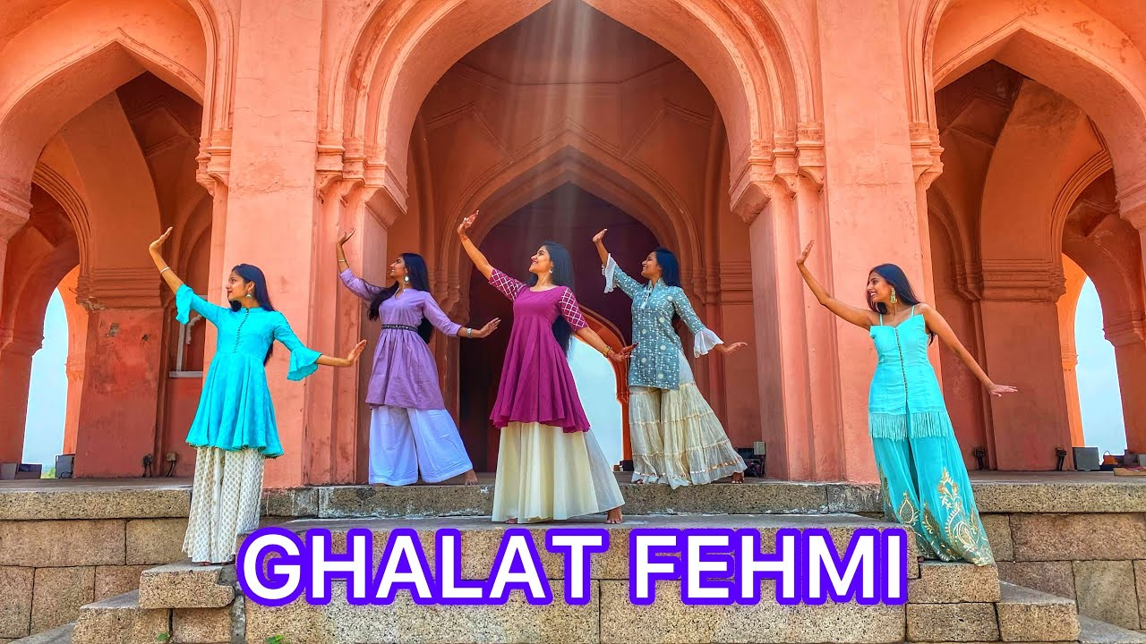 Ghalat Fehmi | Tarasti Hai Nigahen | Dance Cover | Superstar | Semi Classical