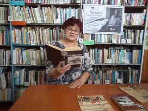 Изображение предпросмотра прочтения – ТатьянаПолякова читает произведение «Город на Неве» А.И.Солженицына