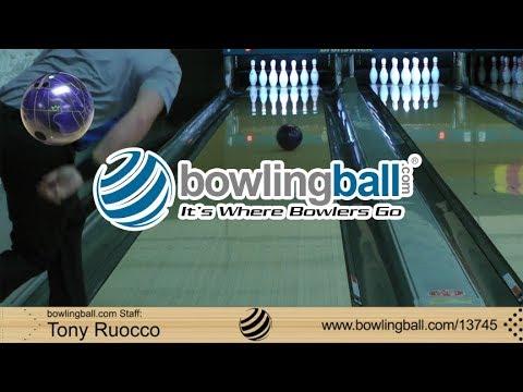 bowlingball.com Brunswick Tenacity Bowling Ball Reaction Video Review