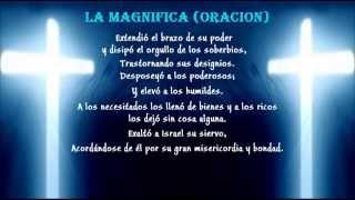 LA MAGNIFICA (ORACION)