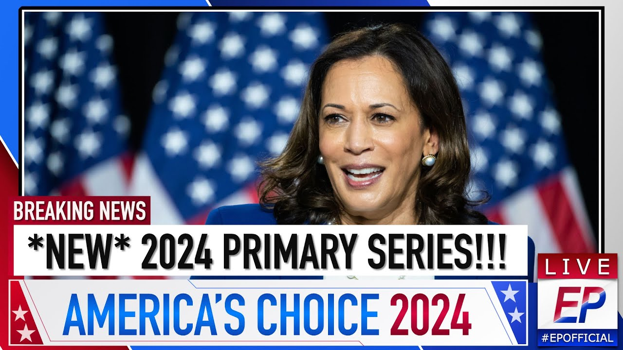 2024 Primary Series Introduction & Opening Candidate Polls