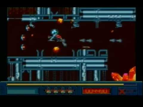 X-OUT (AMIGA - FULL GAME)