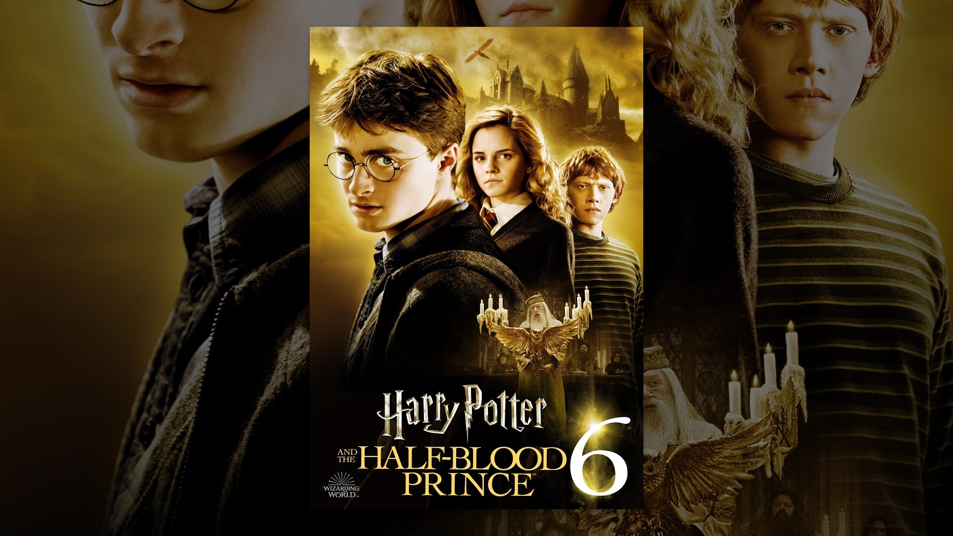 harry potter and the halfblood prince youtube