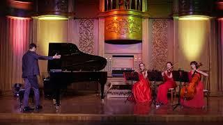 ПЕНЗАКОНЦЕРТ - Концерт фортепианной музыки в исполнении Алессандро Мартире (Италия)