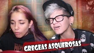 PROBANDO GRAGEAS ASQUEROSAS FT MARIA BECERRA