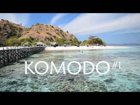 Indahnya Kepulauan Komodo   Vlog 002