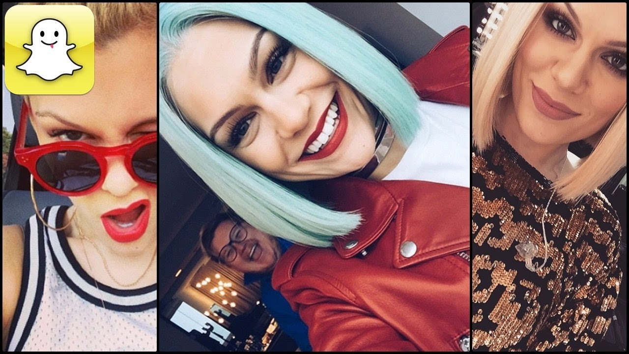 Snapchat Jessie J nude photos 2019