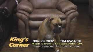 Kings Corner Dog