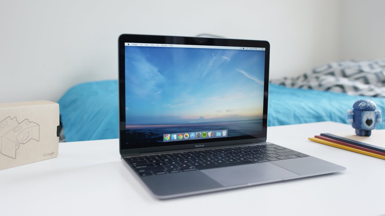 2015 Macbook Review!
