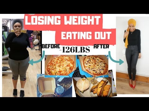 80/20 RULE|LOSE WEIGHT EATING OUT|TAKEAWAY