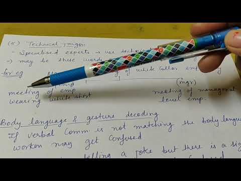 Semantic & Psychological Barriers (barriers To Effective Communication) Class 12
