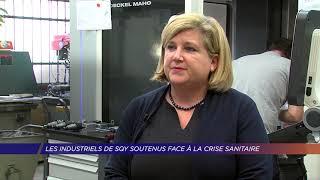 Yvelines | En immersion au sein de la PME industrielle Gameca à Guyancourt