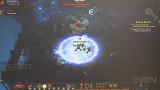 Torchlight 2: Level Up Gameplay